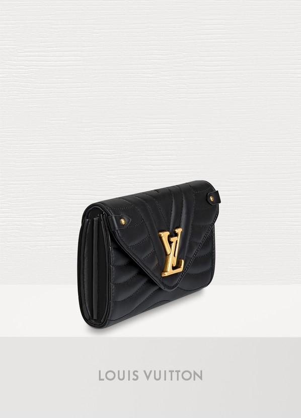 d97ad3ec45bf2 ... Louis Vuitton Louis Vuitton New Wave Long Wallet ...