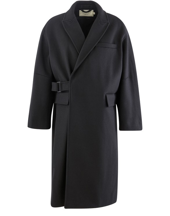 MAISON KITSUNE Wool coat