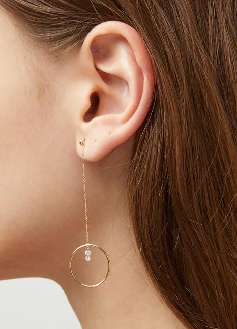 PERSEEPendule 2 single earring