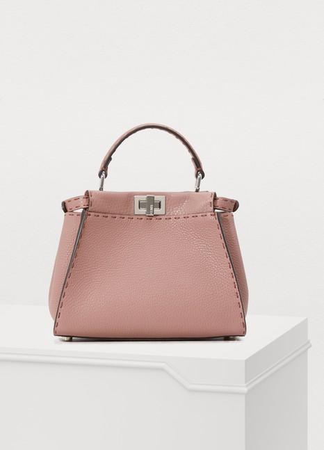 Mini sac Peekaboo femme   Fendi   24 Sèvres 86ffe68188d
