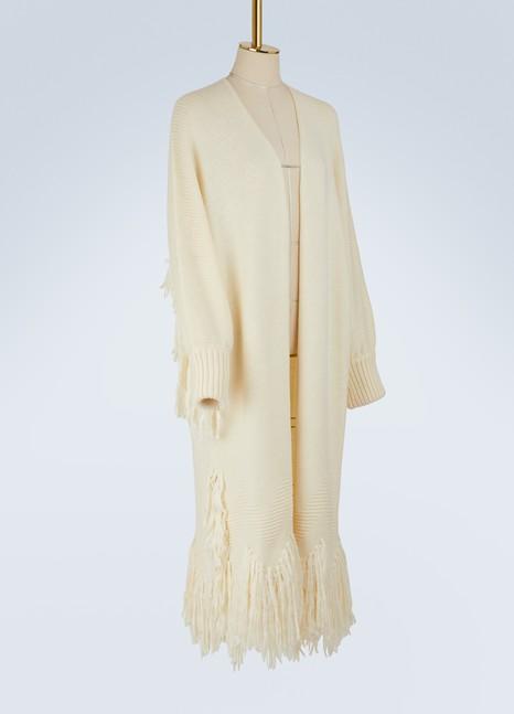 ChloéWool long coat