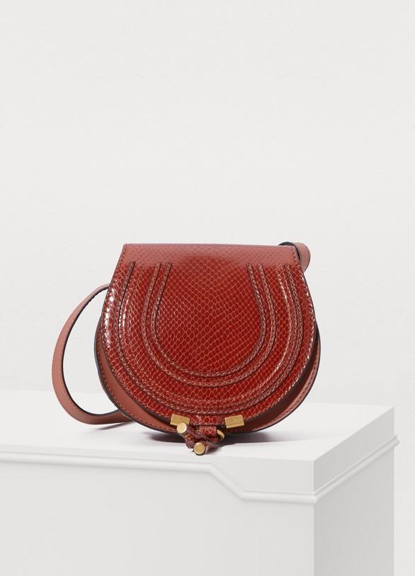 ChloéMini sac porté épaule Marcie