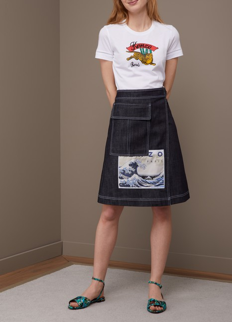 KenzoDenim skirt