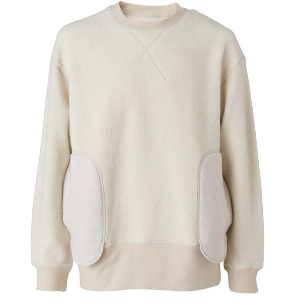 WOOYOUNGMIReversible sweatshirt