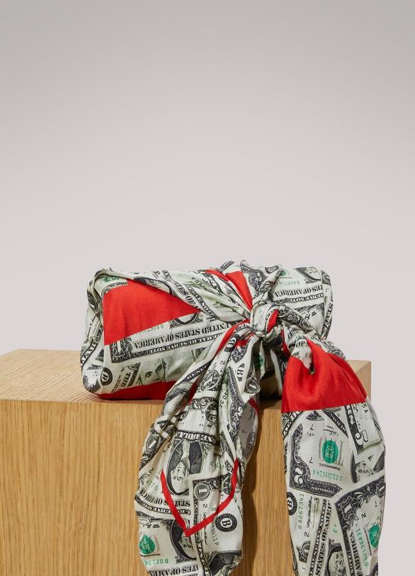 BalenciagaÉcharpe Dollar