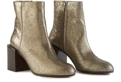 CLERGERIEXoel heeled ankle boots