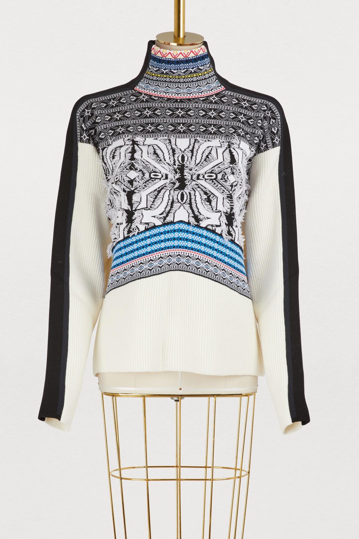 SPORTMAX | Nuccia wool and angora sweater | Goxip