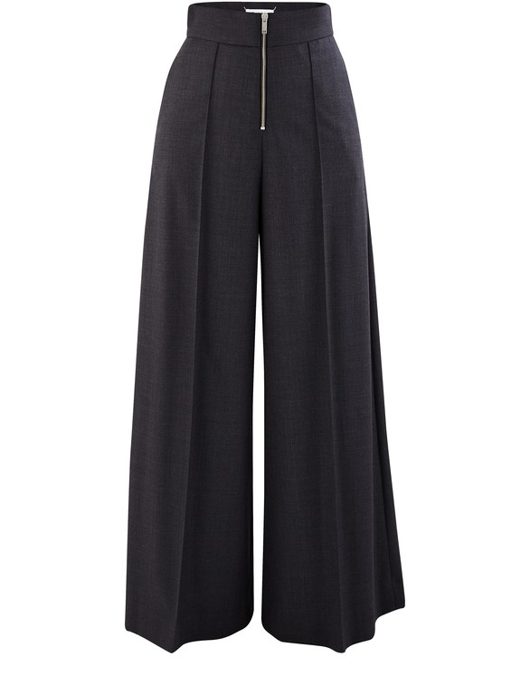 MAISON MARGIELAWool blend pants