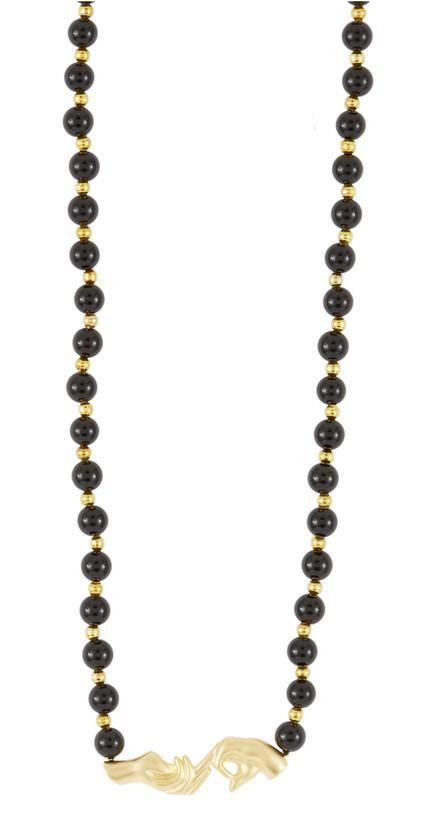 ANISSA KERMICHELes Mains necklace