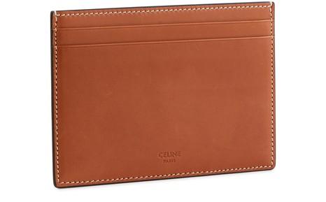 CELINEMultipurpose natural calfskin cardholder