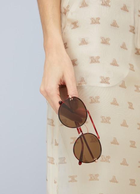Stella McCartneyRound sunglasses