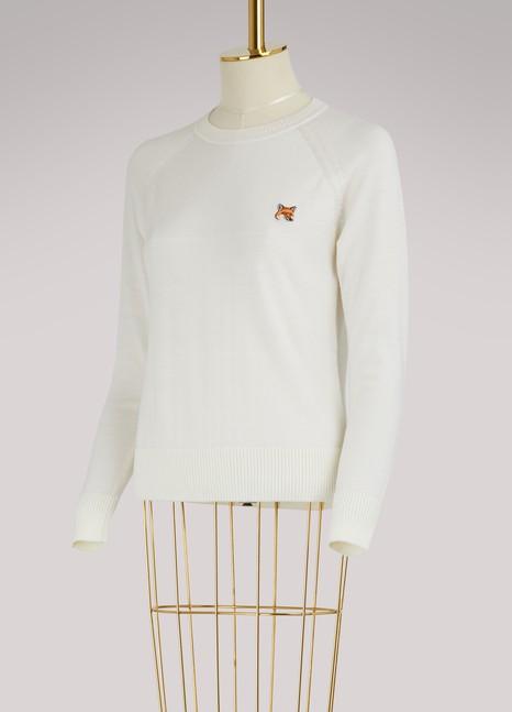Maison KitsunéWool sweatshirt