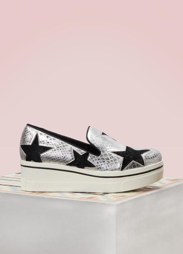 Stella McCartneyBinx Stars Loafers