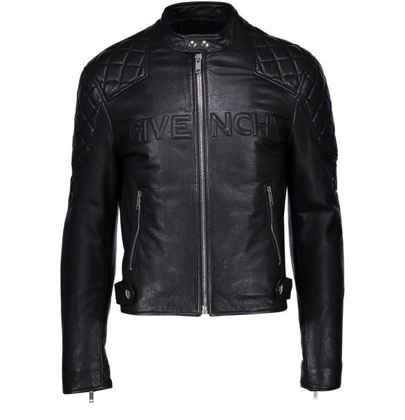 GIVENCHYGivenchy 1952 leather blouson