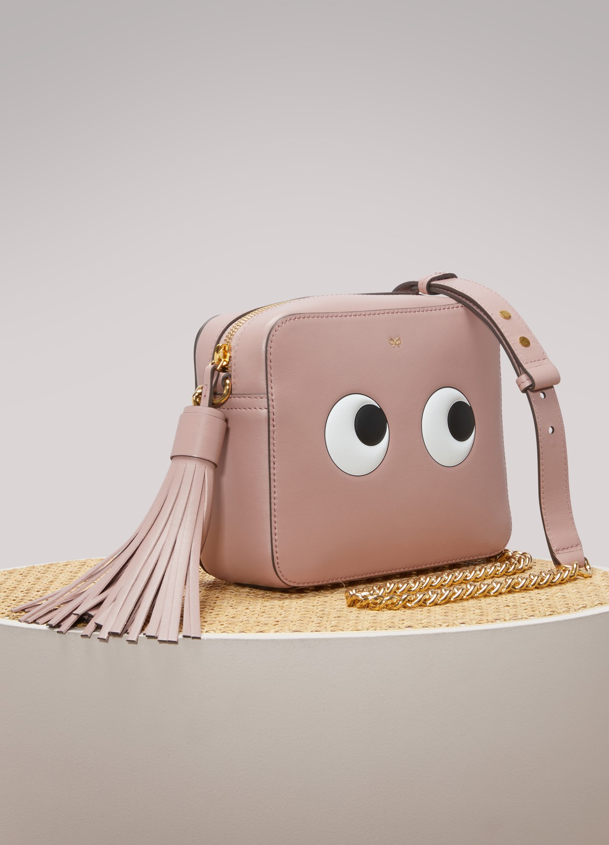 ANYA HINDMARCHEyes Crossbody Bag