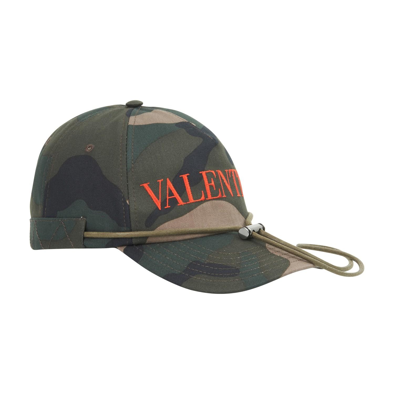 Valentino Caps CAMOSPACE CAP