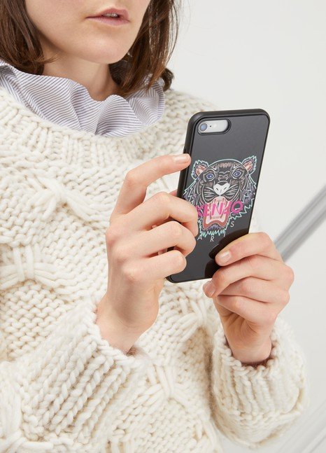 Kenzo 7+ and 8+ tiger iPhone case