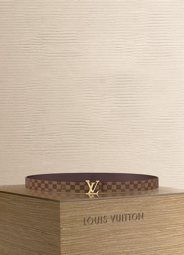 LOUIS VUITTONLV Initiales 25MM