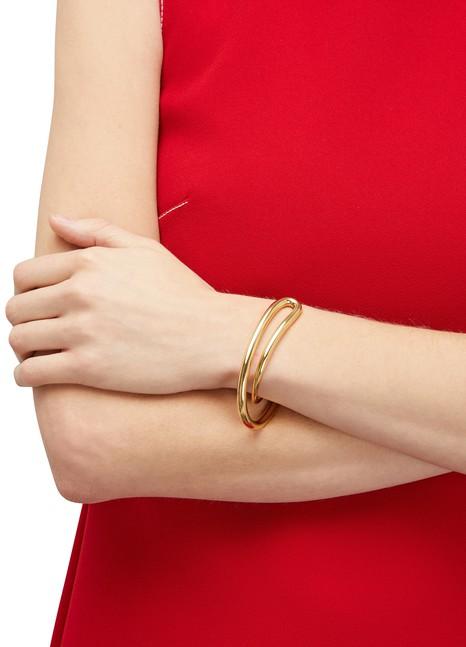 CHARLOTTE CHESNAISInitial bracelet