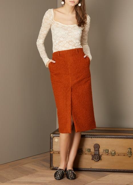 Nina RicciLace bodysuit