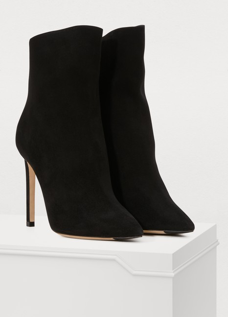 Jimmy Choo Bottines Helaine 100
