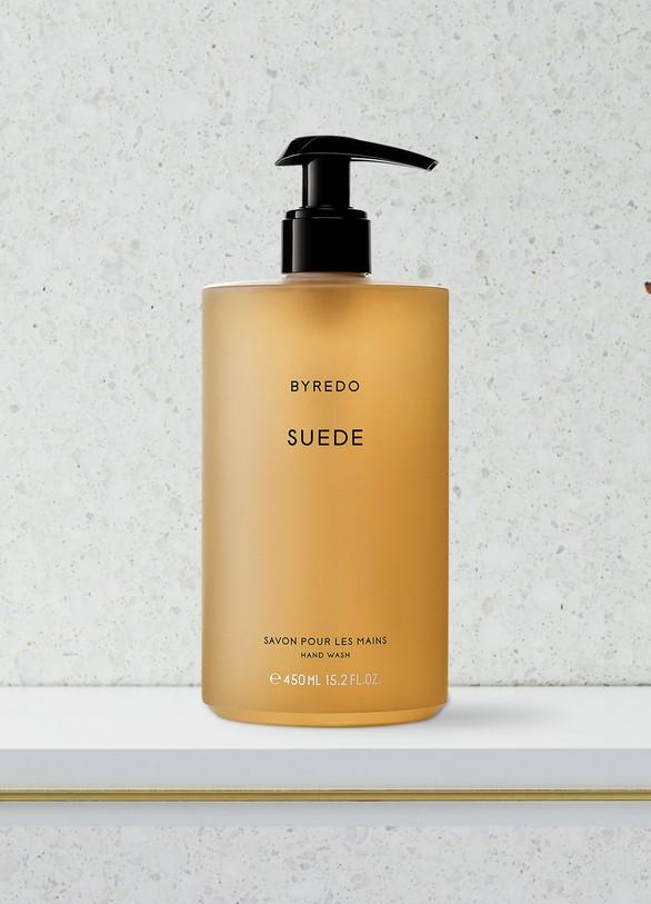 ByredoGel nettoyant pour les mains Suede 450 ml