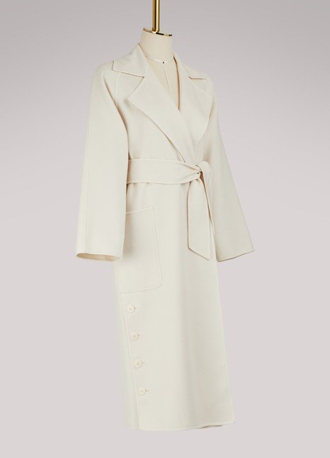 Max Mara Alacre wool coat