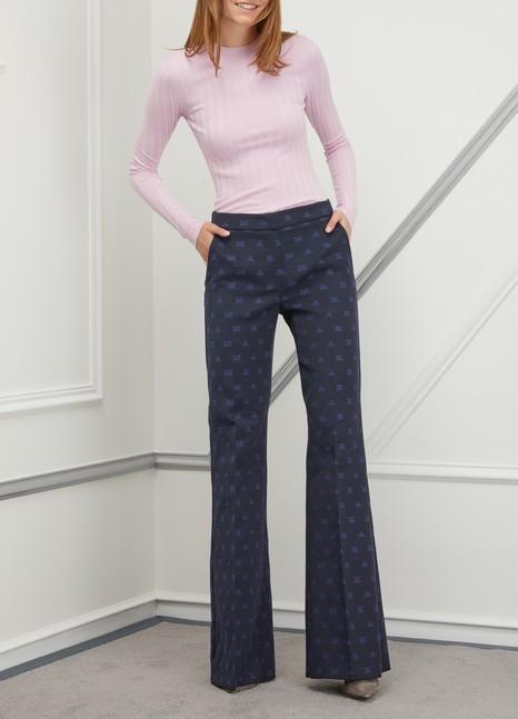 Acne StudiosCarina merino wool ribbed sweater