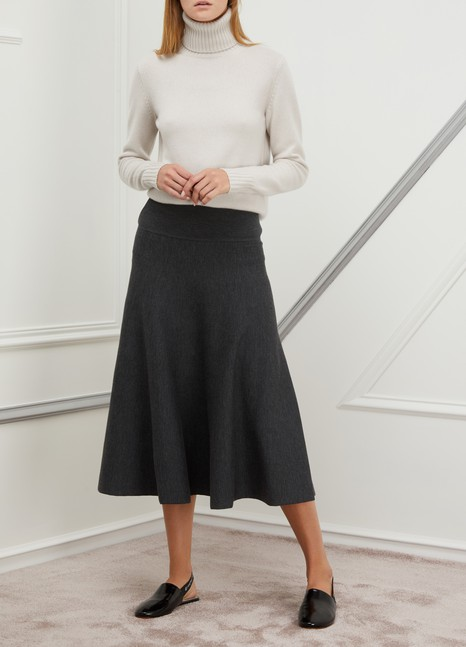 The Row Allesia skirt
