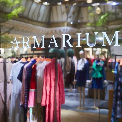 Vu au Bon Marché - Meet : Armarium