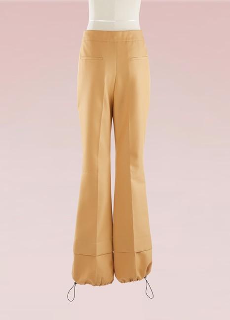 MarniStraight-Leg Crepe Pants