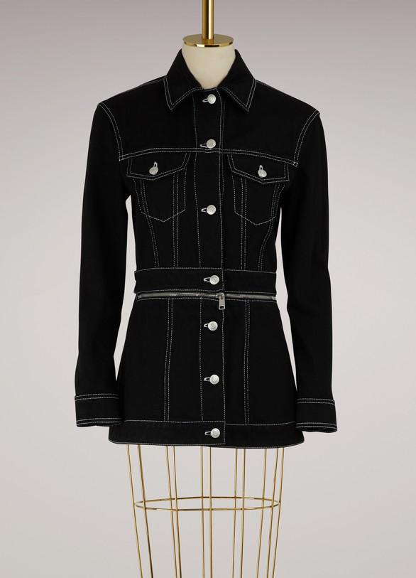 Alexander McQueenDenim jacket