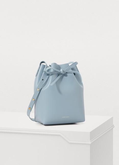 Mansur GavrielCalf mini bucket bag