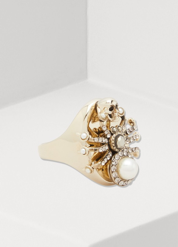 Alexander McQueenSpider ring