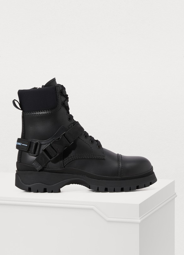 Prada Hiking ankle boots