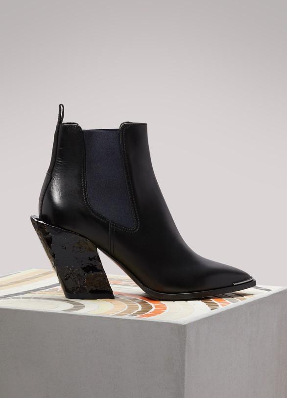 Acne StudiosJemina heel ankle boots