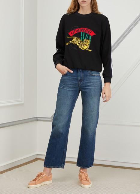 KenzoJumping tiger sweatshirt