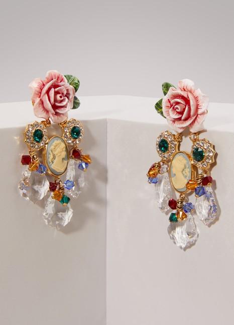 Dolce & GabbanaBoucles d'oreilles Roses