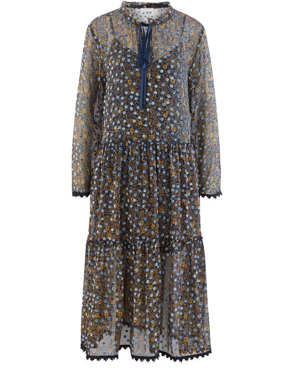 SEE BY CHLOESilk blend dress