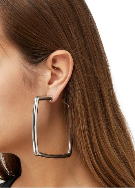 BALENCIAGASquare mono earring