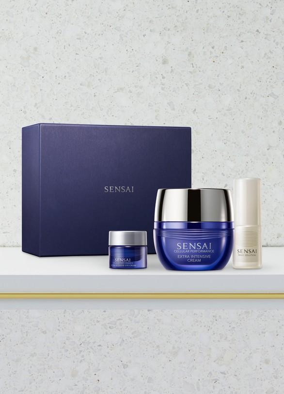 SensaiCoffret Cellular Performance Crème soin intense