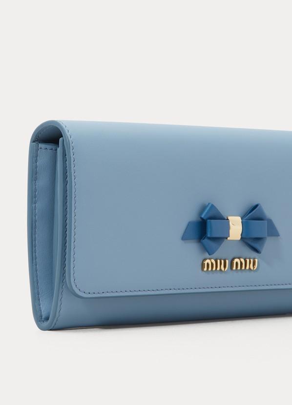 4275fca47e82 ... Miu Miu Bow wallet ...