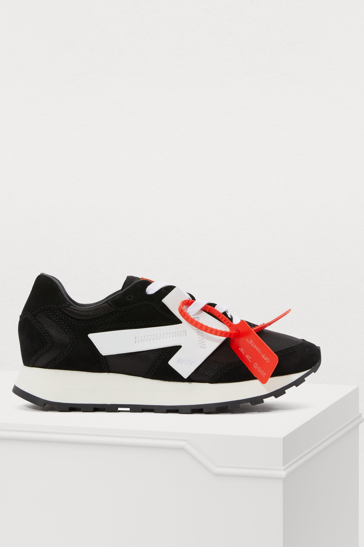 OFF-WHITE | Arrow Sneakers | Goxip