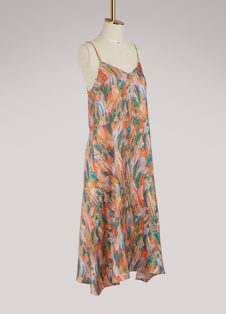 La Prestic OuistonRosa sleeveless dress