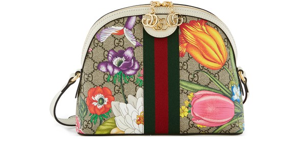 GUCCI Ophidia Flora cross body bag