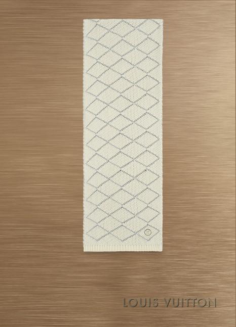 Louis VuittonÉcharpe Shiny Malletage