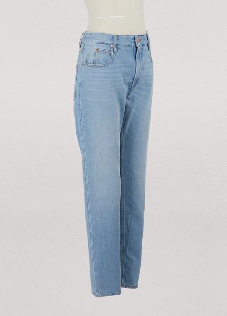 Isabel Marant EtoileCliff cotton jeans