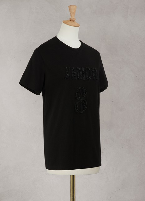 "DIORT-shirt brodé ""J'adior 8"""