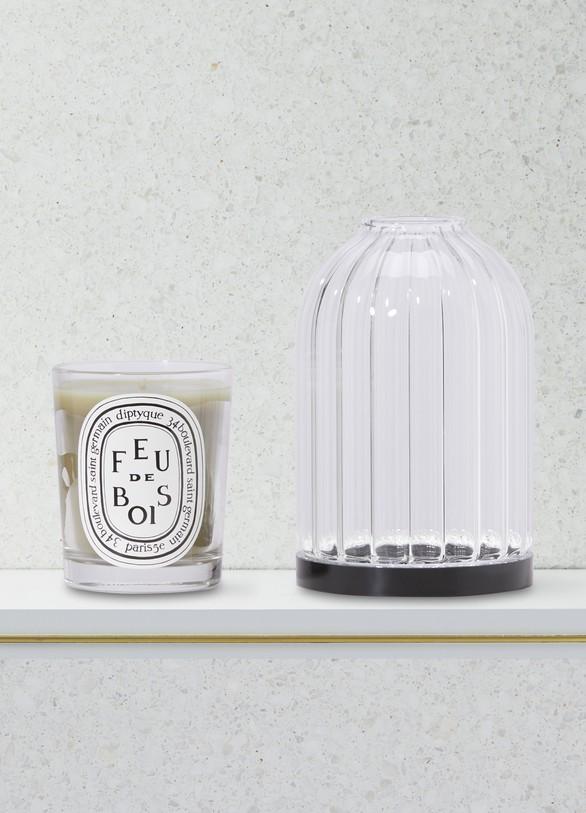 DiptyquePhotophre and Feu de Bois candle Duo Set