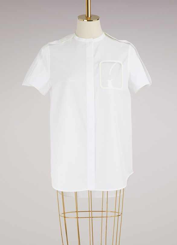 Courrèges Cotton shirt
